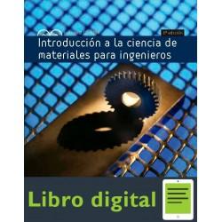 Introduccion, Ciencia De Materiales Para Ingenieros