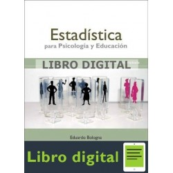 Bologna Eduardo Estadistica Para Psicologia Y Educacion