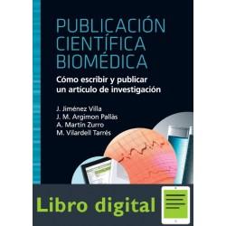 Publicacion Cientifica Biomedica J.j.villa