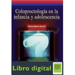 Coloproctologia En La Infancia Y Adolescencia