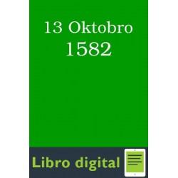 13 Oktobro 1582 Luiz Portella