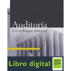 Auditoria 11ed Alvin A. Arens, Randal J. Elder