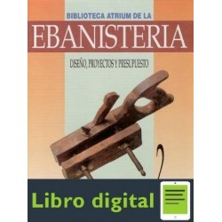 Biblioteca Atrium De La Ebanisteria Tomo 2