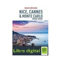 Insight Guides Pocket Nice, Cannes Monte Carlo Digita