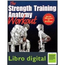 Strength Training Anatomy Workout 1 (frederic Delavier And M
