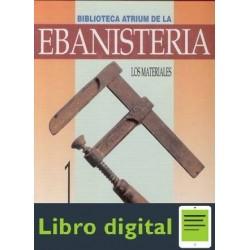 Biblioteca Atrium De La Ebanisteria Tomo 1