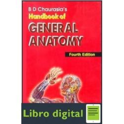 B D Chaurasias Handbook Of General Anatomy 4e
