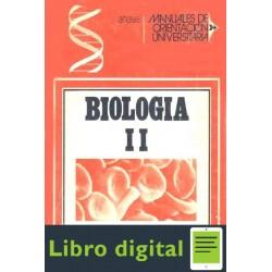 Biologia Ii Dimas Fernandez Galiano