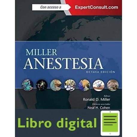 miller anestesia 8 edicion español pdf