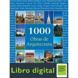 1000 Obras De Arquitectura Parkstone español