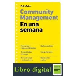 Community Management En Una Semana Pedro Rojas