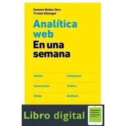 Analitica Web En Una Semana Tristan Elosegui