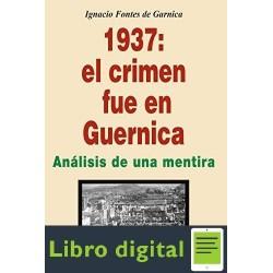 1937 Ignacio Fontes De Garnica