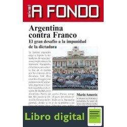 Argentina Contra Franco Mario Amoros Quiles