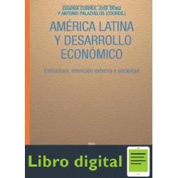 America Latina Y Desarrollo Economico Varios Autores