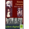 Historia universal José Rodríguez Arvizu 2ed
