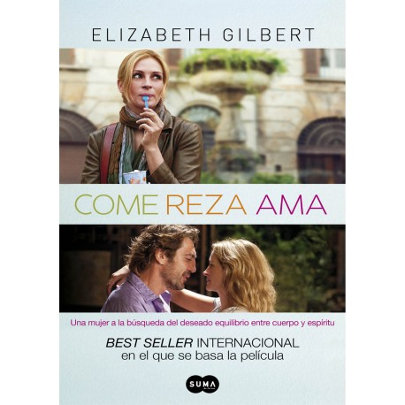 Come, Reza, Ama Elizabeth Gilbert