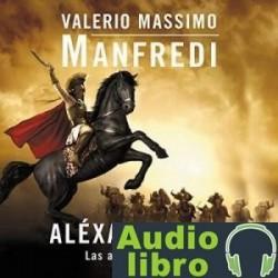 AudioLibro Aléxandros II: Las arenas de Amón – Valerio Massimo Manfredi