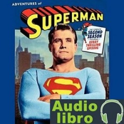 AudioLibro Adventures of Superman, Vol. 2 – Adventures of Superman