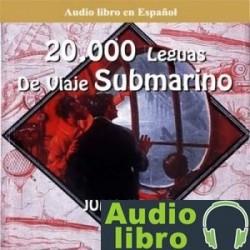 AudioLibro 20 Mil Leguas Viaje Submarino – Jules Verne