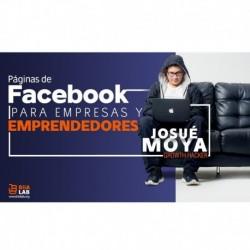Paginas de Facebook Para Empresas y Emprendedores Josue Moya