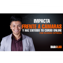 Impacta Frente a Cámaras – Ricardo Espinoza