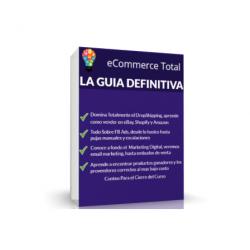 eCommerce Total Pro – Domina el DropShipping