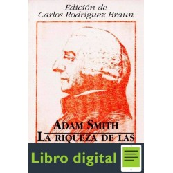 La Riqueza De Las Naciones Adam Smith