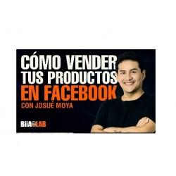 Cómo vender tus productos en facebook – Josue
