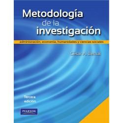 Metodologia De La Investigacion Cesar Bernal 3 edicion