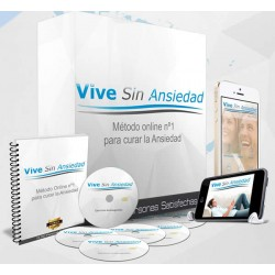 Vive Sin Ansiedad Actualizado 2019 - 12 Temas Erick Gutierrez