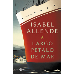 Largo Petalo de Mar Isabel Allende