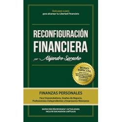Reconfiguración Financiera: Piensa, Gana, Administra, Invierte y Potencia tu dinero como la gente rica.