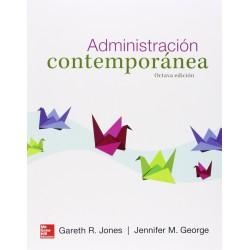 Administracion Contemporanea Gareth R. Jones 8 edicion