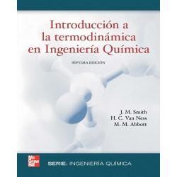 Introduccion A La Termodinamica en Ingenieria Quimica Smith 7 edicion