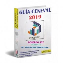 Guia Ceneval Licenciatura en Educacion Preescolar Acuerdo 357
