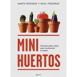 Minihuertos Una guia paso a paso para revolucionar tu balcon Marta Rosique