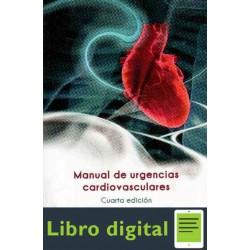 Manual de urgencias cardiovasculares Maria Eugenia 4 ed