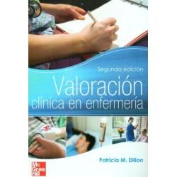 Valoracion Clinica En Enfermeria Patricia Dillon 2 edicion