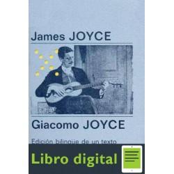 Giacomo Joyce James Joyce