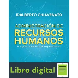 Administracion De Recursos Humanos 10ed Chiavenato