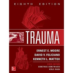 Trauma Ernest E. Moore 8th Edition