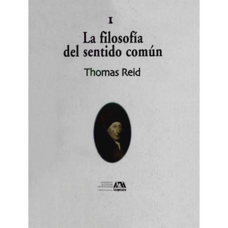 La Filosofia del Sentido Comun Thomas Reid