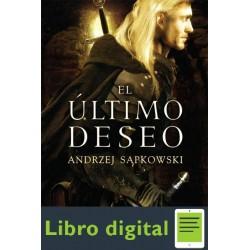 El Ultimo Deseo Andrzej Sapkowski
