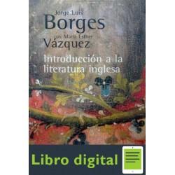 Introduccion A La Literatura Ingles Maria Esther Vazquez